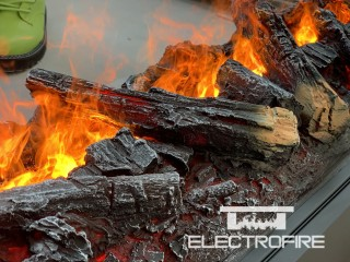 Все о электрокамине Real Flame Cassette 1000 3D!