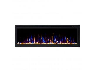 Все о электрокаминах Real Flame Saphir 42/50/60