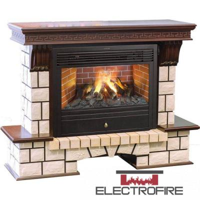 Каминокомплект Real Flame Stone New 26 с 3D Novara 26